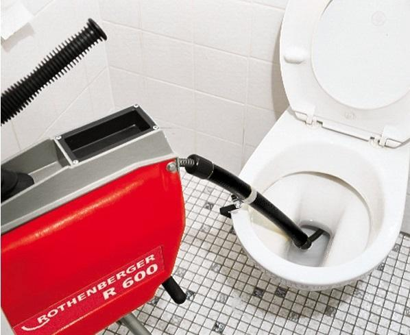 debouchage toilette wc