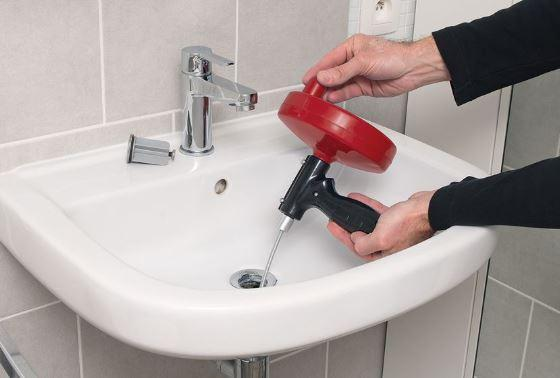 debouchage lavabo