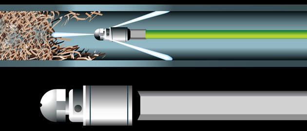 cable haute pression